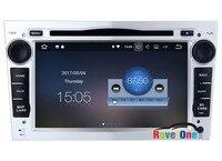 For Opel Corsa C D Zafira B Meriva Vivaro Insignia Android 7.1.2 Autoradio Car DVD Radio Stereo GPS Navigation Multimedia Player