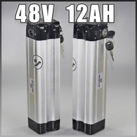 silver fish 48V electric bike battery 48V 12AH ebike battery Samsung E bike battery