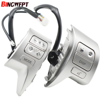 Bluetooth Steering Wheel Audio Control Switch 84250 02200 84250 12020 For Toyota Corolla ZRE15 2007 ~2010