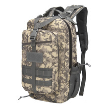 Large Capacity Travel Outdoor Mountaineering Pack Military Tactical Backpack Camping Expedition Climbing Hunting Pack Sling Bag