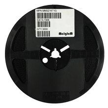 MCIGICM MM3Z16VT1G Zener Diode 16V 300mW Surface Mount SOD-323 MM3Z16V 200pcs bzt52c3v0s sod 323 3 v mark w2 stabilivolt
