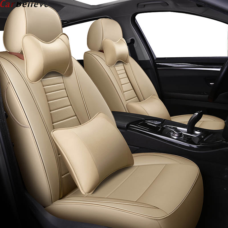 Car Wind leather car seat cover For citroen c5 berlingo accessories c4 covers for vehicle seats protector