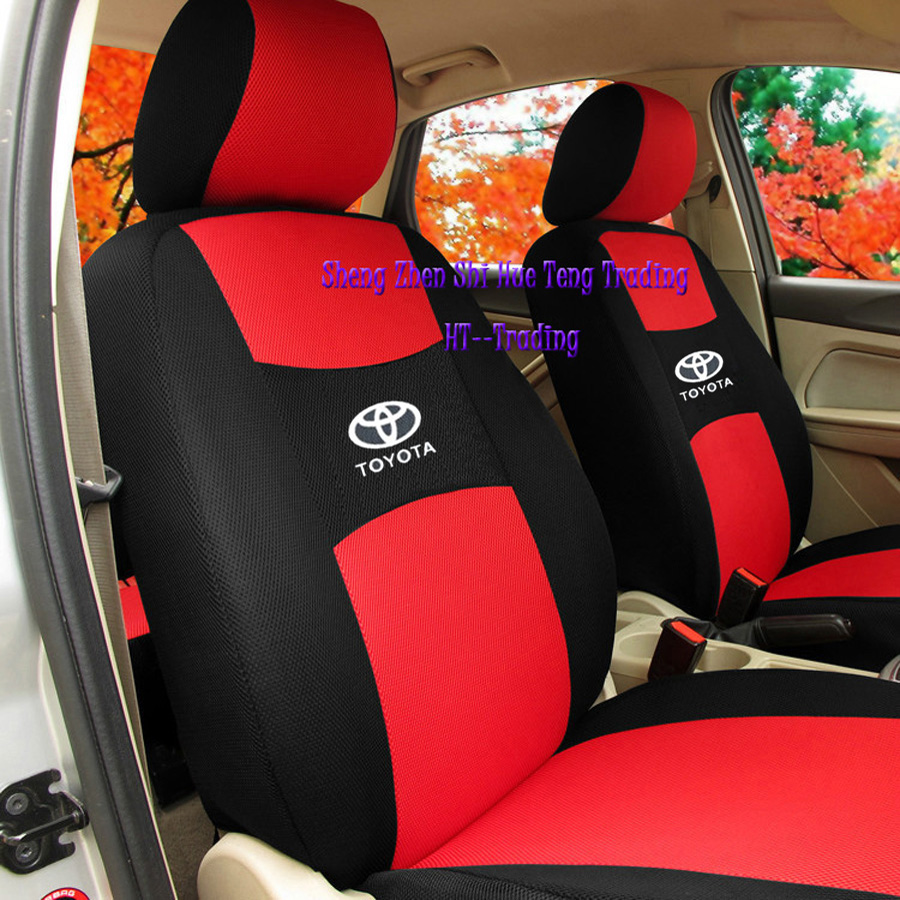 Toyota Seat Covers >> Generic Car Version Seat Cover For Toyota Corolla Camry Prius Rav4