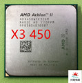 For AMD Athlon II X3 450 3.2Ghz Triple-Core Processor Socket AM3 938-pin cpu working 100% Free Shipping