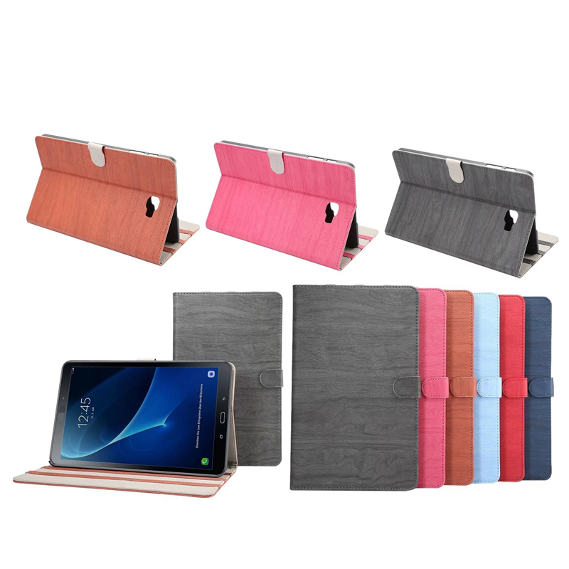 Stand PU Leather Case Cover For Samsung Galaxy Tab A6 10.1 T580 T585 Cover Case tab a t580 10 1 pu leather case cover colorful print slim folder folio protective stand fundas for samsung galaxy taba 10 1 t580
