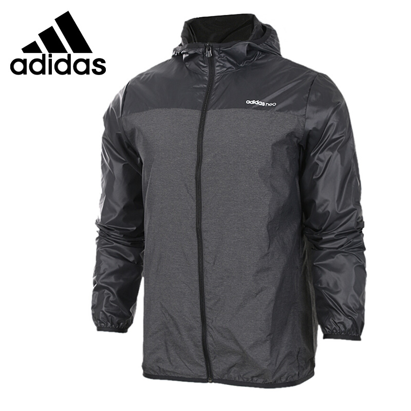 Original New Arrival 2017 Adidas NEO Label M CE ADINEO WB Men's jacket Hooded Sportswear original new arrival official adidas neo label m 2 layer wb men s jacket hooded sportswear