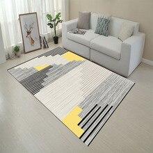 купить Modern Home Mat Room Area Rug Floor mat For Living Room Bedroom 80*160cm Modern Geometric Decorative Floor Carpets for bathroom по цене 609.63 рублей