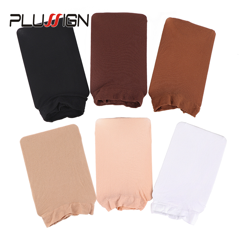 Clearance Quality Deluxe Wig Cap Hair Net For Weave 2 Pieces/Pack Hair Wig Nets Stretch Mesh Wig Cap For Making Wigs Free Size 1