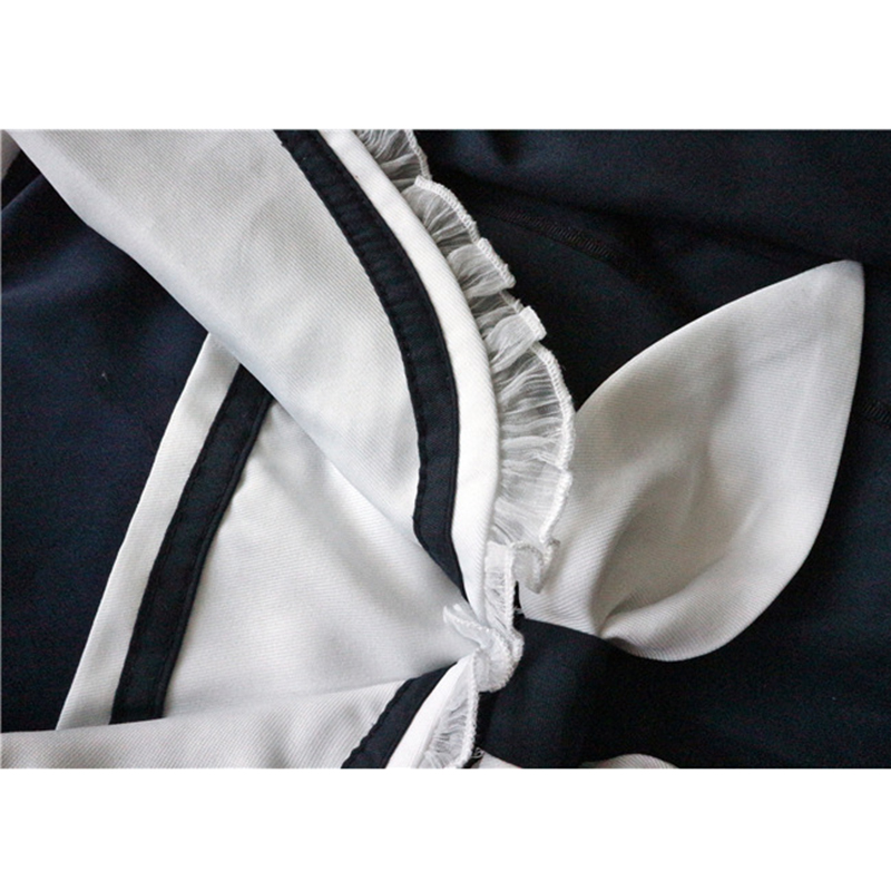 Preppy-Style-Girl-Cute-Lolita-Bow-Black-Ruffles-Long-Sleeve-Sailor-Navy-Collar-Women-Dresses-Autumn (4)