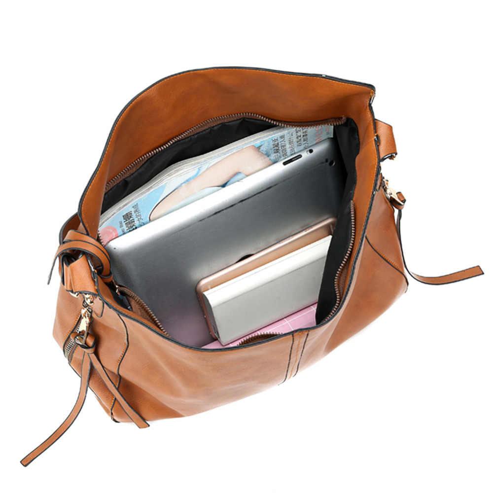 d47be3554070 ... luxury handbags women shoulder bag large tote bags hobo soft leather  ladies crossbody messenger bag for ...