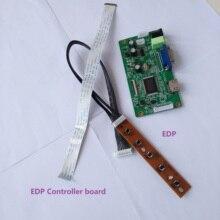 """Для 17,"""" LP173WF4-SPD1 1920*1080 монитор lcd VGA светодиодный EDP HDMI контроллер плата комплект самодельная открытка панель VGA"""