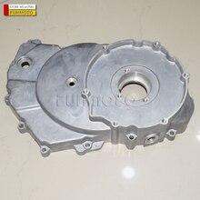 Linke seitenabdeckung der motorteile für JIANSHE 400 ATV motor seitenabdeckung