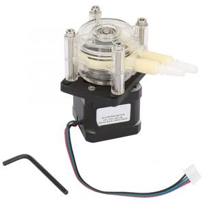 Image 3 - High Flow Corrosion Resistant Vacuum Peristaltic Self priming Pump with Stepper Motor 6~30V