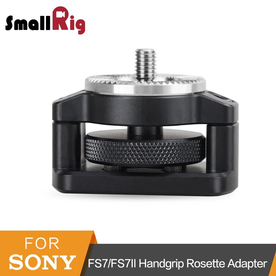 SmallRig For Sony PXW-FS7/FS7II Handgrip Rosette Adapter With M6 Threaded Holes - 1887 недорого