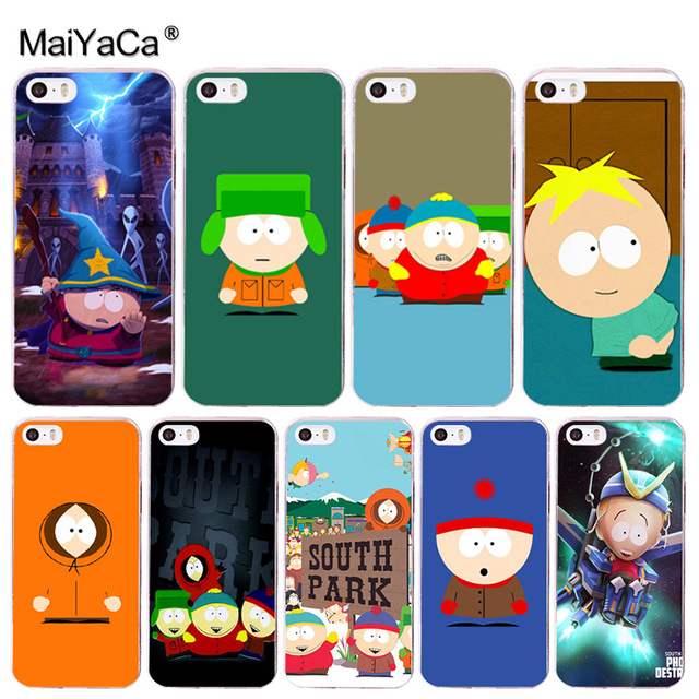 coque iphone 8 plus south park
