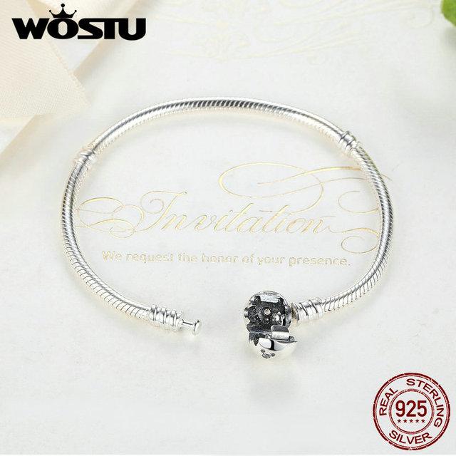Sterling Silver Miky Bracelet