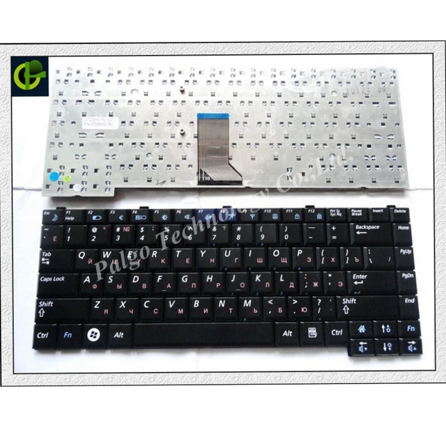 c4c8856d4f9 Russian Keyboard for Samsung R60 R70 R560 R510 P510 P560 V072260HS1 ...