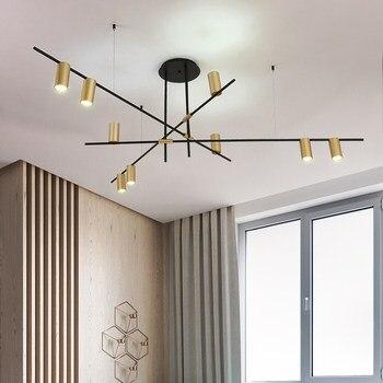 Nordic Post-moderne Kreative Anhänger Lampe Einfache Bar Wohnzimmer Esszimmer Schlafzimmer Persönlichkeit Anhänger Lichter