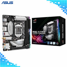Asus ROG STRIX Z370-I GAMING Desktop Motherboard LGA 1151 Socket game main board