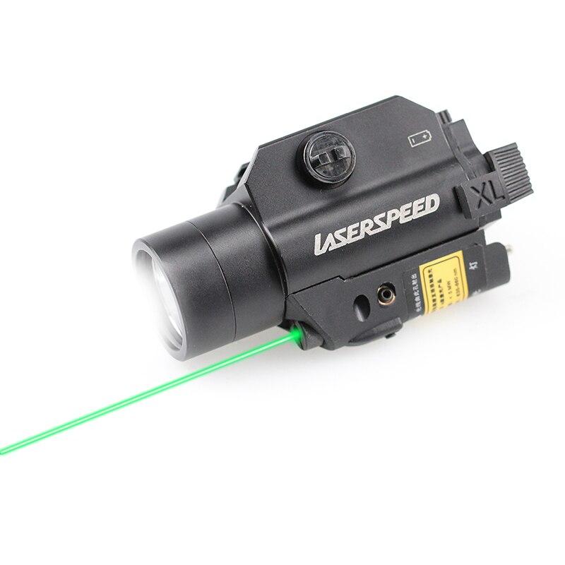 LS CL2 Red Green Dot sight Laser Pistola Airsoft Glock Lanterna Glock 19 Laser Hunting Laser