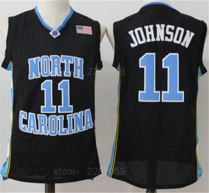 7e30eef032c Ediwallen Brice Johnson 11 Basketball North Carolina Tar Heels College  Jerseys