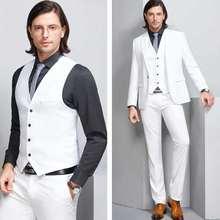 Белые смокинги для жениха на заказ женские костюмы мужские блейзеры