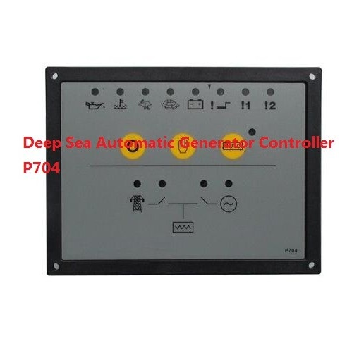 DSE704 Auto Start Replacement P704 for Deep Sea Generator Module Control Panel