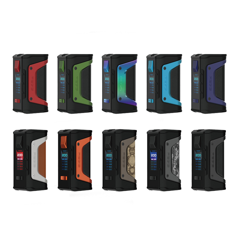 2pcs/lot GeekVape Aegis mod aegis Legend 200W TC Box MOD Powered by Dual 18650 batteries e cigs No Battery for zeus rta blitzen туннель игровой belon пи 004 т2 м2