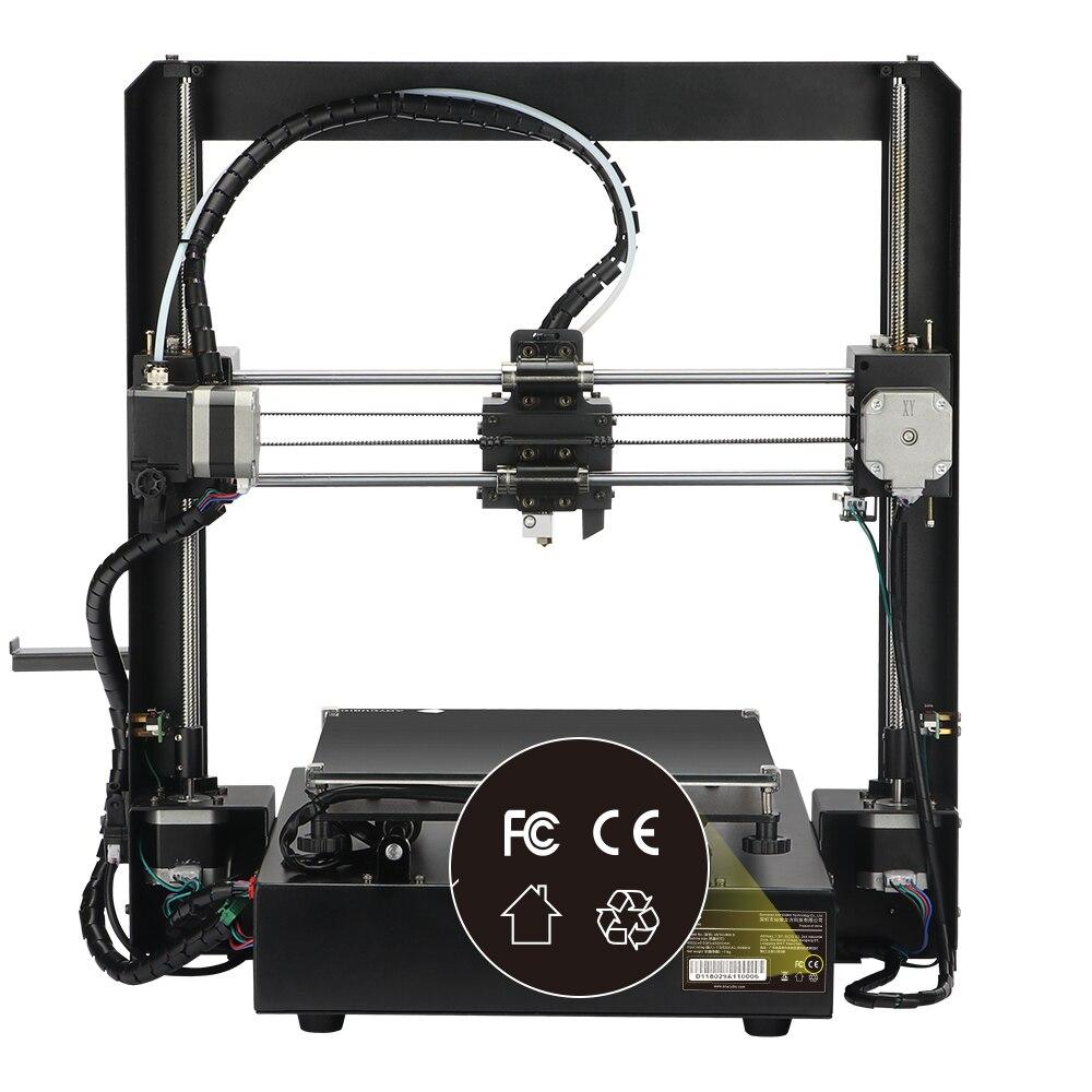 Image 5 - ANYCUBIC i3 Mega S 3D Printer Kit Upgrade i3 Mega Huge Build Volume Rack Rigid Metal Frame FDM 3d Printer impresora 3d Drucker3D Printers   -