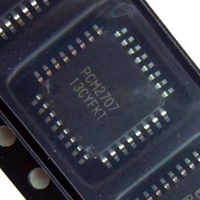 5 PCS PCM2707PJT PCM2707