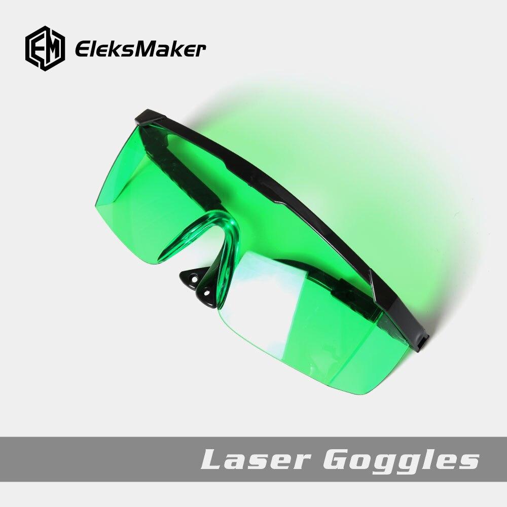 EleksMaker Blue-violet Laser Goggles Safety Glasses Laser Protective Eyewear