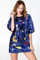Fashion women's bling bling T shirts New 2019 summer sequins loose Tee Shirts Women Tops Tee A118