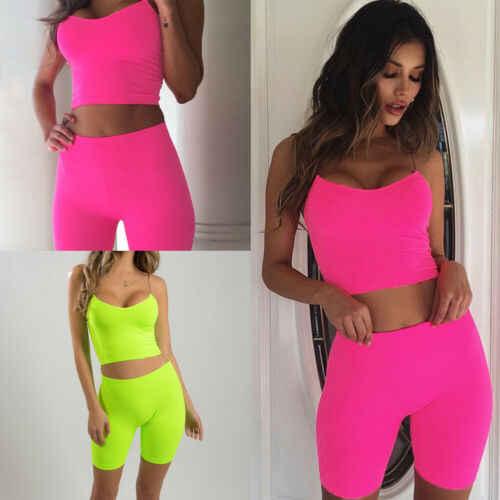 Kobiety Bodycon Sport joga krótki kombinezon Romper Playsuit krótkie spodnie spodnie