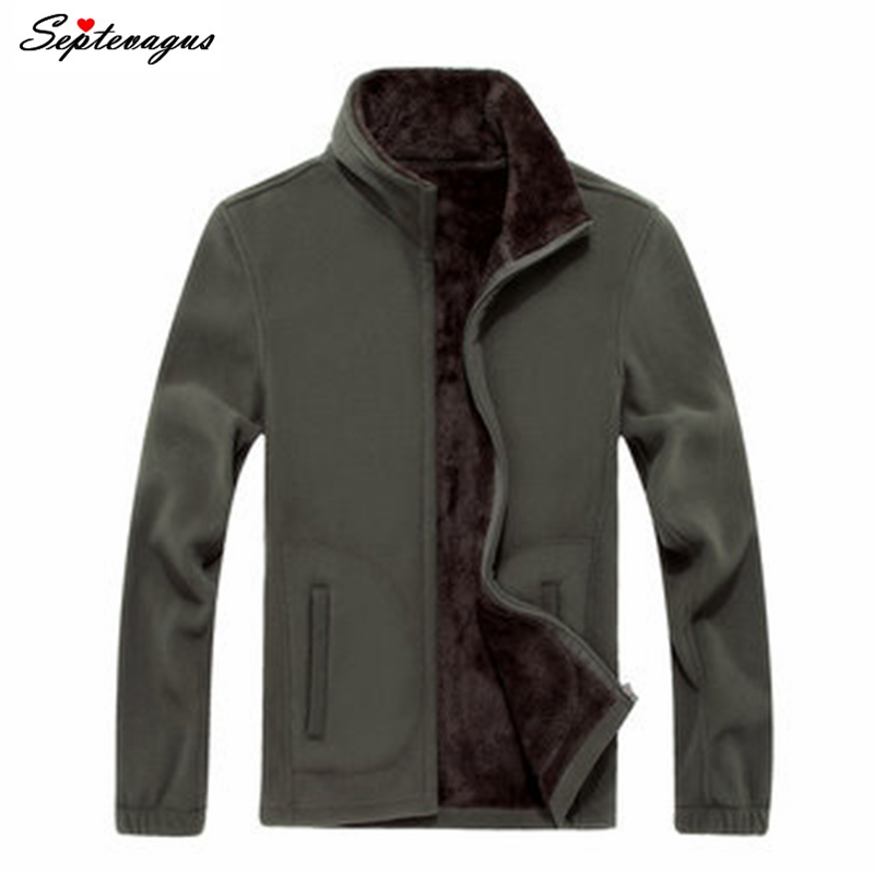 2019 Christmas Sweater Mens Zipper Solid Color Plus Thick Fleece Coat Sweat Men's Cardigan Male Turtleneck Sweater;kerst Trui