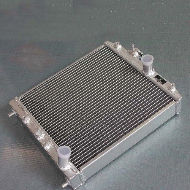 Exceptional 56mm Radiador De Alumínio Para Honda Civic Sir/ii/type R/vti