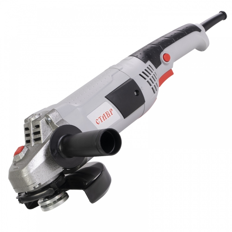 Angle grinder Stavr LNA-150/1300 (150mm power 1300 W rotary handle, fast replacement electrolux eafr 100 steel