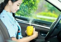 New Car Humidifier Via USB Charger Magic Lemon Auto Car Air Purifier Aroma Diffuser MINI Aromatherapy