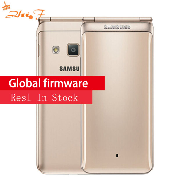 Nouveau dossier d'origine Samsung Galaxy 2 G1650 double SIM 16 GB ROM 2 GB RAM Quad Core 8.0MP 3.8