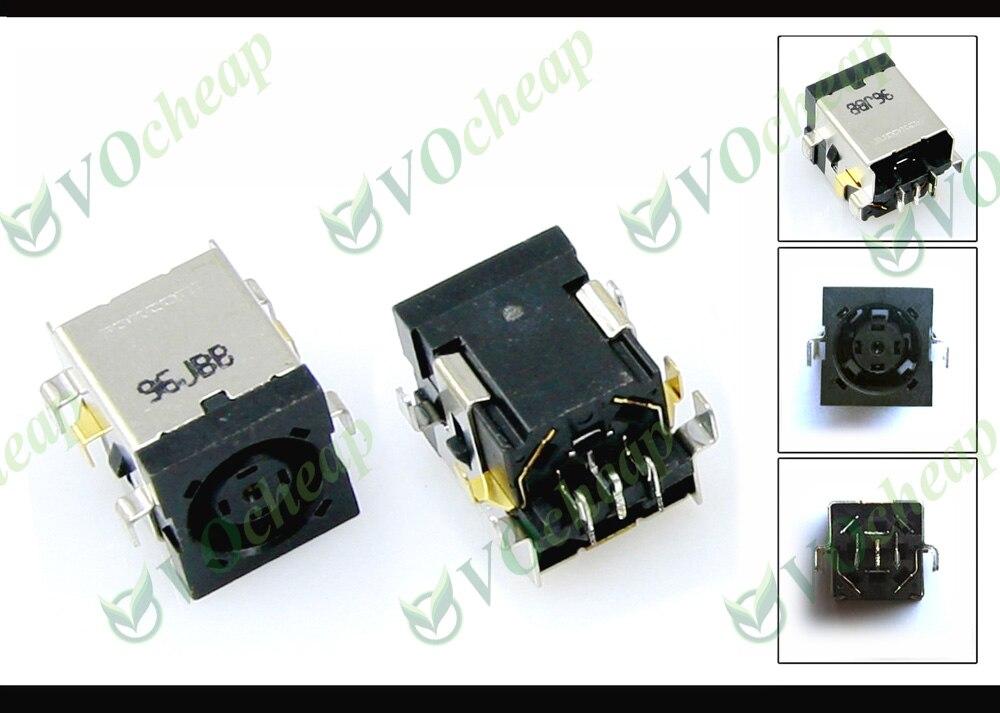 Lot of NEW DC POWER JACK SOCKET for Dell Latutyde E5410 E5510