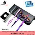 "10% OFF 6"" japan shears Professional hair scissors razor scissors thinning scissors hairdresser barber products supplies HT9161"