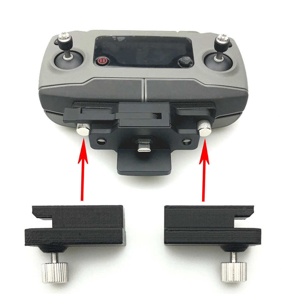 7cf70d21189 1 Pair Stand For CrystalSky Monitor Display Bracket Adapter Mount Holder  For DJI Mavic 2/Air RC Remote Controller Parts Drone ~ Super Deal July 2019