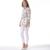 MamaLove Suave Tela de Algodón de Moda de Maternidad Ropa de Enfermería tops de Maternidad lactancia camisetas Tops para Las Mujeres Embarazadas