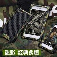 3d مكافحة صدمة الأزياء التمويه الصلب للصدمات حالة تغطية ل iphone 6 6 ثانية i6 زائد حالة ل حالة فون 6 ثانية الذكي النقال