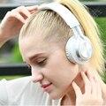 Sem fio fone de ouvido com microfone para sony xperia suporte mãos livres chamada fone de ouvido estéreo bluetooth fone de ouvido para meninas