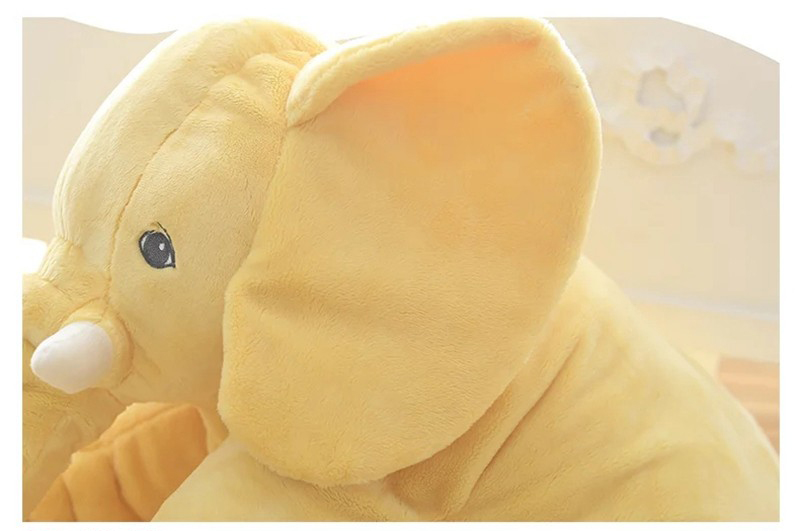 2016-Hot-Sale-Free-Shipping-55cm-Colorful-Giant-Elephant-Stuffed-Animal-Toy-Animal-Shape-Pillow-Baby (3)