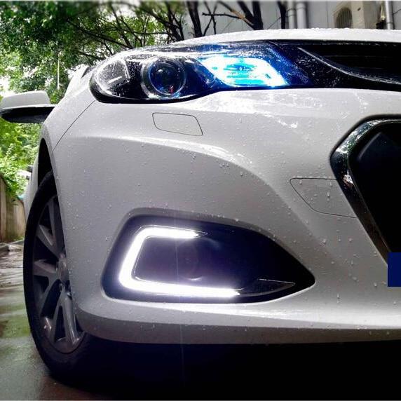 Hireno Super Bright LED Daytime Running Light For