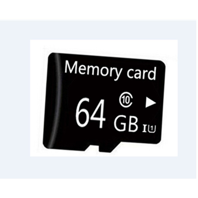 High speed 32GB-64GB Class10 Micro TF card TF Memory Card + adapter !wholesale real capacity Gift 2GB 4GB 8GB 16GB class6 BT2
