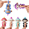 2017 New Colorful Electronic Finger Monkey Interactive Smart Induction Music Anti Stress Toys Autism ADHD Funny