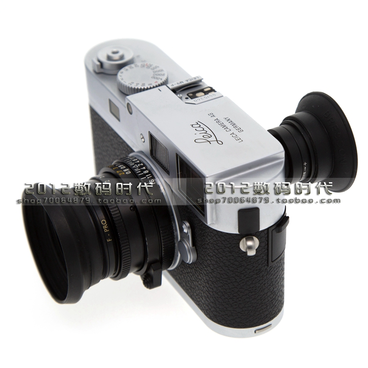 1 1 1 6X Viewfinder Magnifying Magnifier Eyepiece Eyecup Adjustable Zoom Diopter For Leica M M3