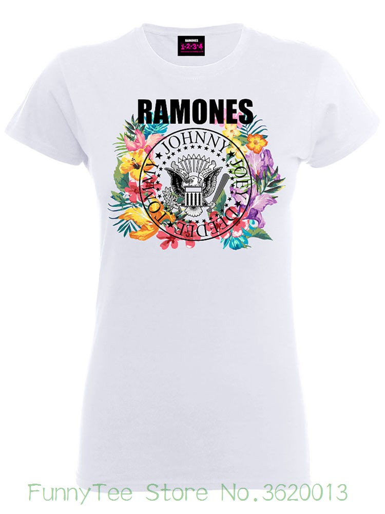 be8a65272 Buy ramones t shirt womens and get free shipping on AliExpress.com